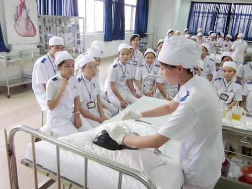 sinh viên ngành y